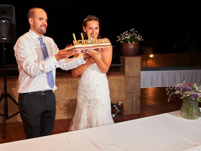 La boda de Victor y Carmen en Arenys De Munt, Barcelona 54