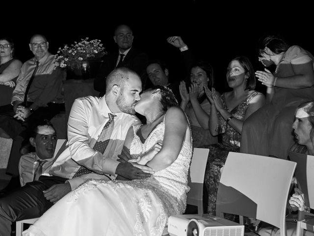 La boda de Victor y Carmen en Arenys De Munt, Barcelona 58