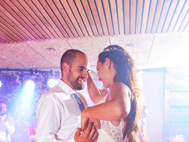 La boda de Victor y Carmen en Arenys De Munt, Barcelona 63
