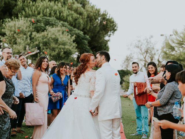 La boda de Tony y Bárbara en Mutxamel, Alicante 16