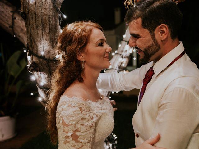 La boda de Bárbara y Tony