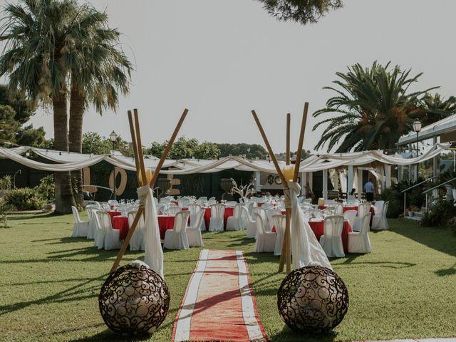 La boda de Tony y Bárbara en Mutxamel, Alicante 22