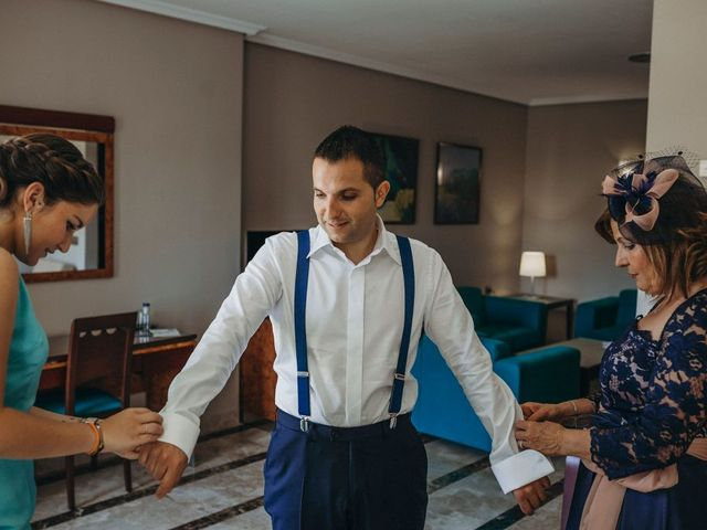 La boda de Jose y Marisa en Olula Del Rio, Almería 16