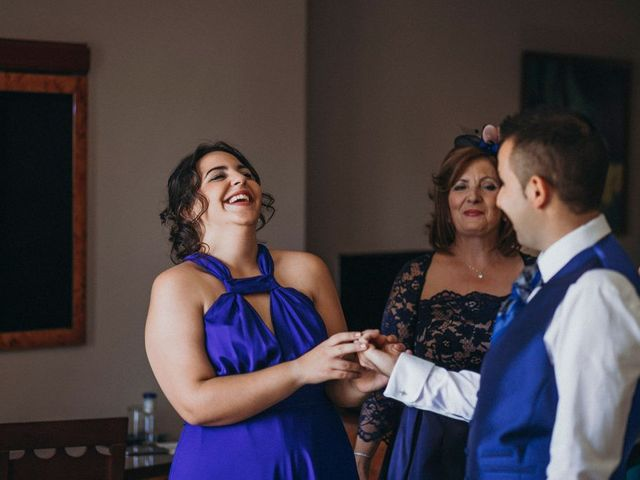 La boda de Jose y Marisa en Olula Del Rio, Almería 19