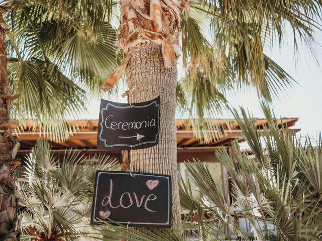 La boda de Jose y Marisa en Olula Del Rio, Almería 33