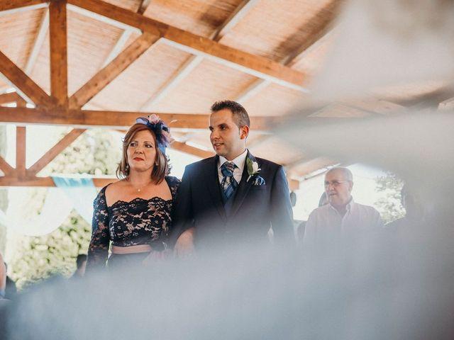 La boda de Jose y Marisa en Olula Del Rio, Almería 34