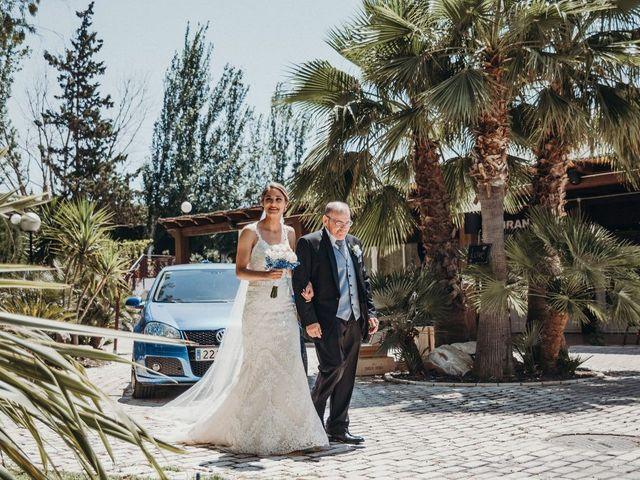 La boda de Jose y Marisa en Olula Del Rio, Almería 35