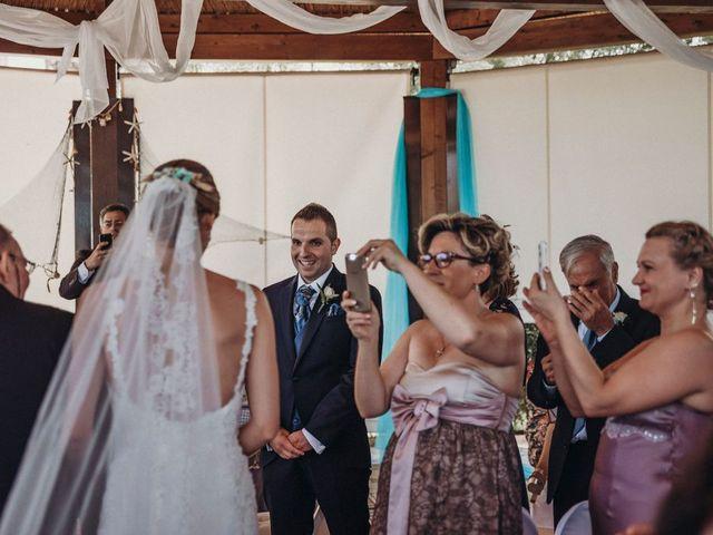 La boda de Jose y Marisa en Olula Del Rio, Almería 37