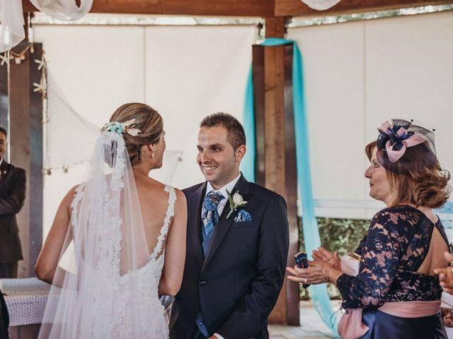 La boda de Jose y Marisa en Olula Del Rio, Almería 38