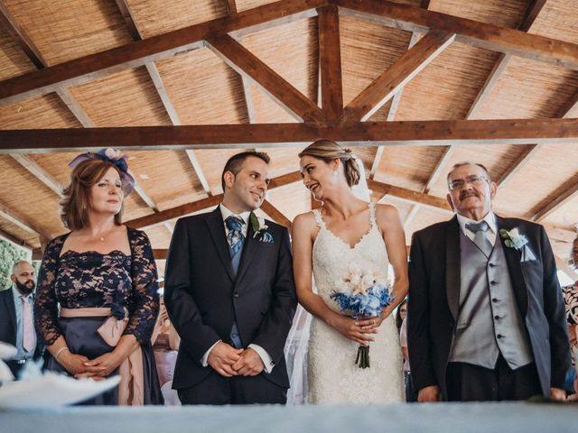 La boda de Jose y Marisa en Olula Del Rio, Almería 39