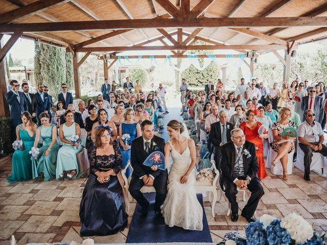 La boda de Jose y Marisa en Olula Del Rio, Almería 40