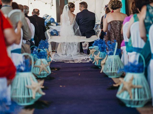 La boda de Jose y Marisa en Olula Del Rio, Almería 41