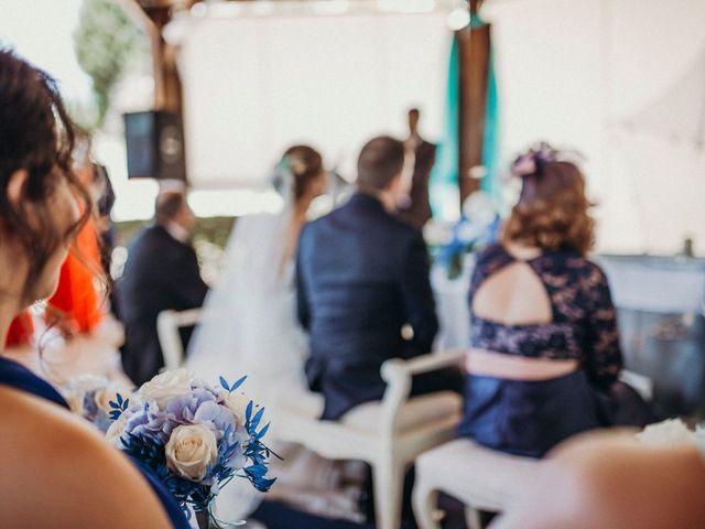 La boda de Jose y Marisa en Olula Del Rio, Almería 42