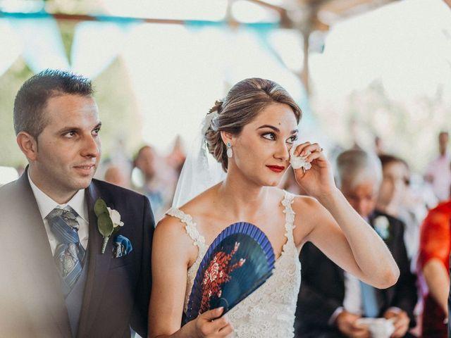 La boda de Jose y Marisa en Olula Del Rio, Almería 43