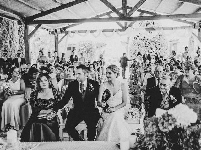 La boda de Jose y Marisa en Olula Del Rio, Almería 44