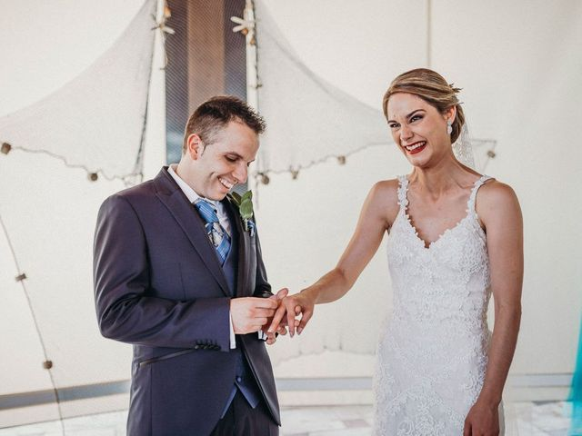 La boda de Jose y Marisa en Olula Del Rio, Almería 47