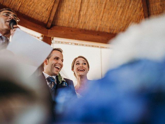 La boda de Jose y Marisa en Olula Del Rio, Almería 51