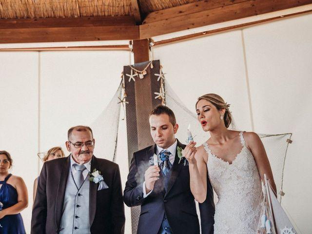 La boda de Jose y Marisa en Olula Del Rio, Almería 53