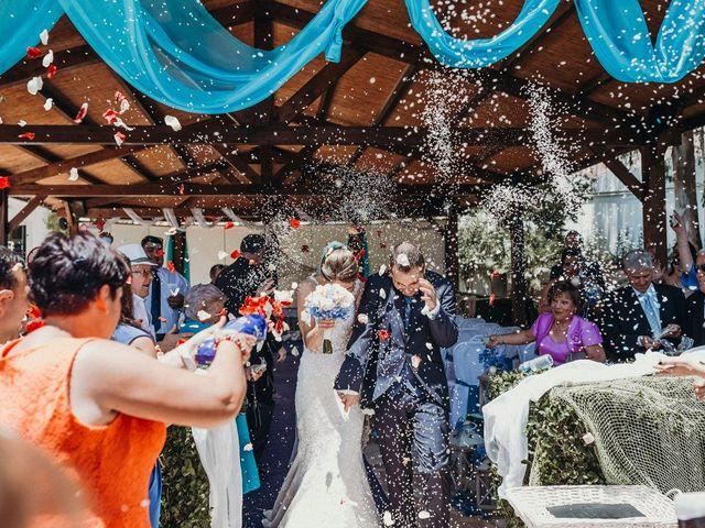 La boda de Jose y Marisa en Olula Del Rio, Almería 55