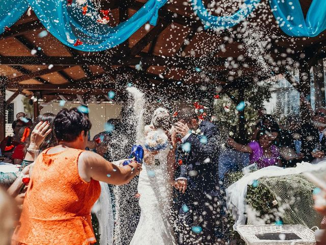 La boda de Jose y Marisa en Olula Del Rio, Almería 56