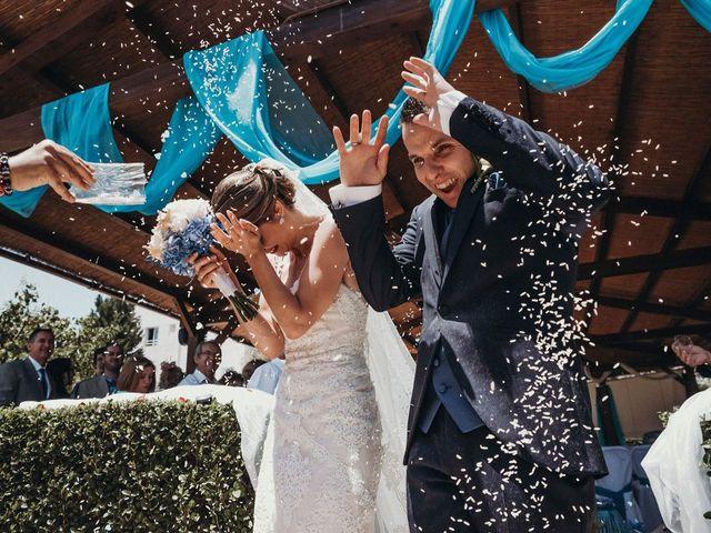La boda de Jose y Marisa en Olula Del Rio, Almería 57