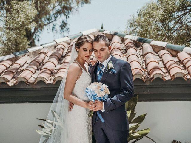 La boda de Jose y Marisa en Olula Del Rio, Almería 61
