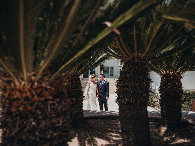 La boda de Jose y Marisa en Olula Del Rio, Almería 63