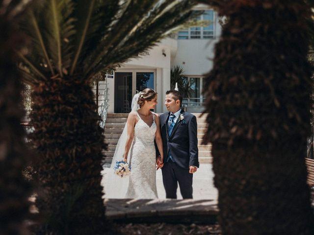 La boda de Jose y Marisa en Olula Del Rio, Almería 64