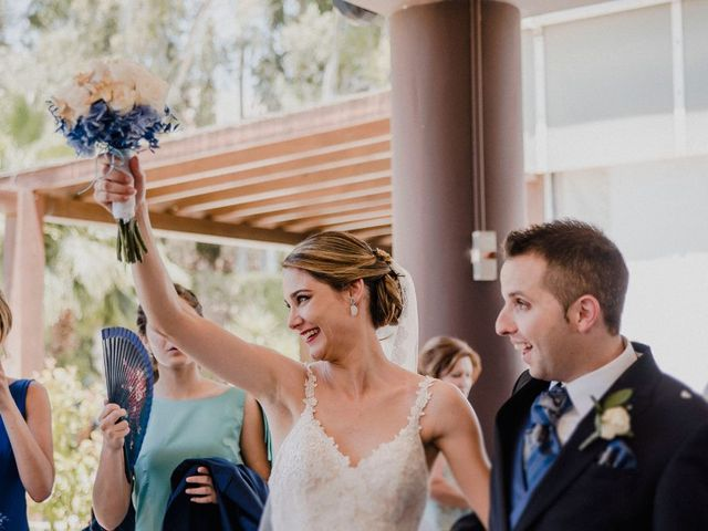 La boda de Jose y Marisa en Olula Del Rio, Almería 65