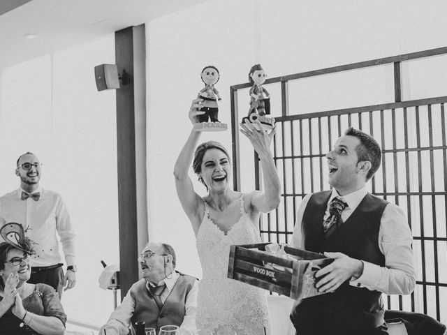 La boda de Jose y Marisa en Olula Del Rio, Almería 67