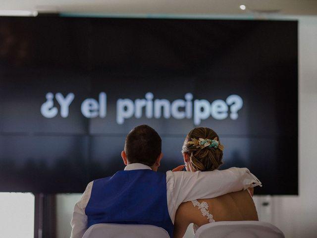 La boda de Jose y Marisa en Olula Del Rio, Almería 71