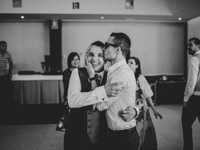 La boda de Jose y Marisa en Olula Del Rio, Almería 73