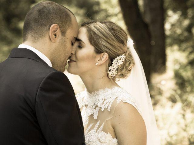 La boda de Marc y Olga en Calders, Barcelona 1