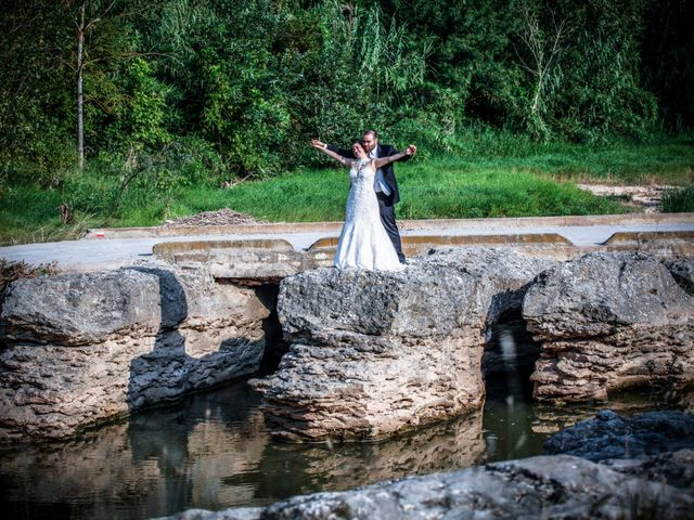 La boda de Olga y Marc