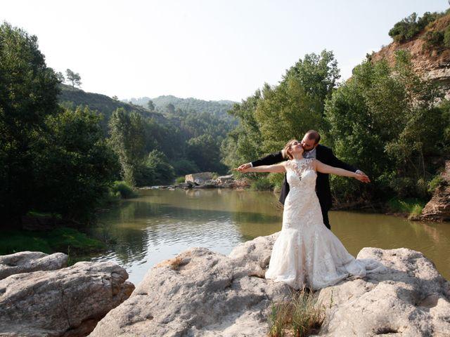 La boda de Marc y Olga en Calders, Barcelona 32