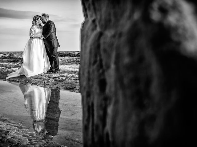 La boda de Ruben y Marta en Sant Vicent Del Raspeig/san Vicente Del, Alicante 1