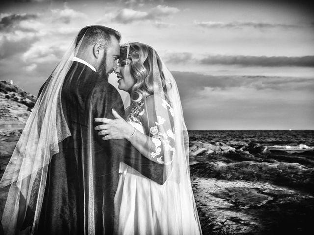 La boda de Ruben y Marta en Sant Vicent Del Raspeig/san Vicente Del, Alicante 4