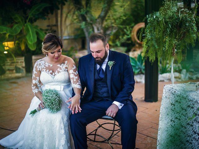 La boda de Ruben y Marta en Sant Vicent Del Raspeig/san Vicente Del, Alicante 24