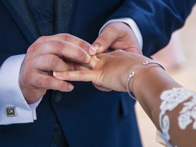 La boda de Ruben y Marta en Sant Vicent Del Raspeig/san Vicente Del, Alicante 25