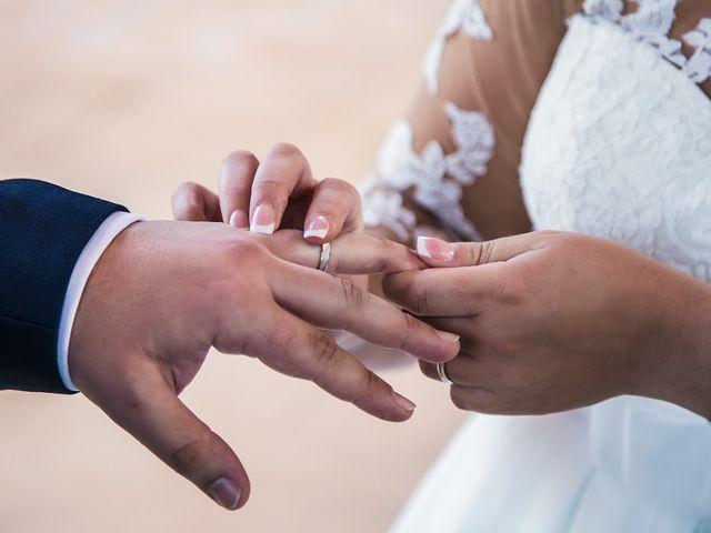 La boda de Ruben y Marta en Sant Vicent Del Raspeig/san Vicente Del, Alicante 26
