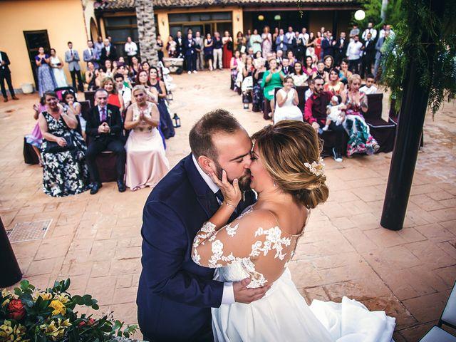 La boda de Ruben y Marta en Sant Vicent Del Raspeig/san Vicente Del, Alicante 27