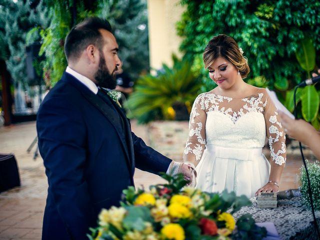 La boda de Ruben y Marta en Sant Vicent Del Raspeig/san Vicente Del, Alicante 28