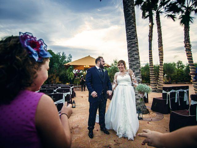 La boda de Ruben y Marta en Sant Vicent Del Raspeig/san Vicente Del, Alicante 29