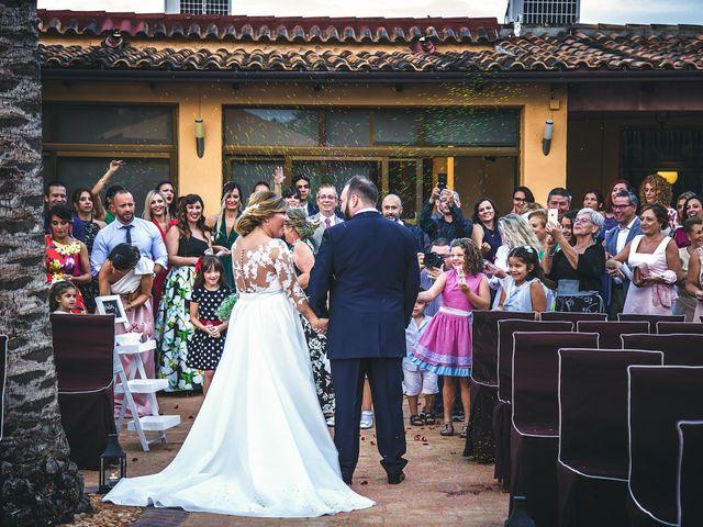La boda de Ruben y Marta en Sant Vicent Del Raspeig/san Vicente Del, Alicante 30