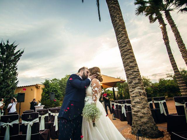 La boda de Ruben y Marta en Sant Vicent Del Raspeig/san Vicente Del, Alicante 31