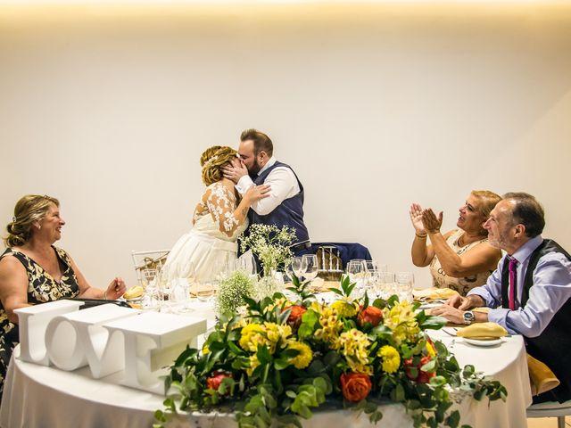 La boda de Ruben y Marta en Sant Vicent Del Raspeig/san Vicente Del, Alicante 36