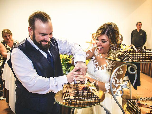 La boda de Ruben y Marta en Sant Vicent Del Raspeig/san Vicente Del, Alicante 37