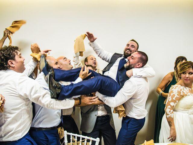 La boda de Ruben y Marta en Sant Vicent Del Raspeig/san Vicente Del, Alicante 38