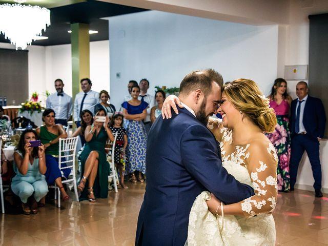 La boda de Ruben y Marta en Sant Vicent Del Raspeig/san Vicente Del, Alicante 39