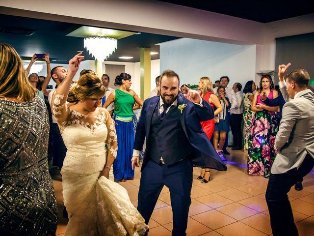 La boda de Ruben y Marta en Sant Vicent Del Raspeig/san Vicente Del, Alicante 40
